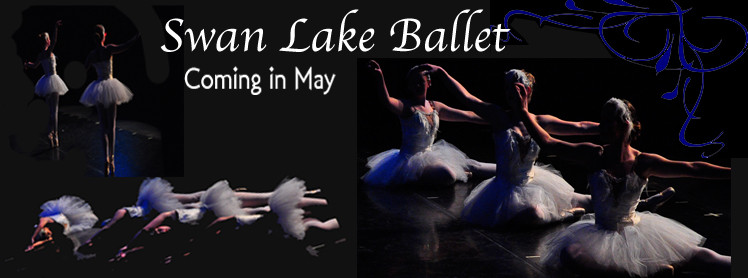 Swan Lake Ballet Slideshow